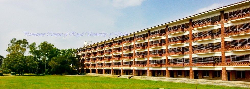 Royal University of Dhaka (RUD)Permanent Campus
